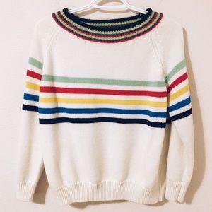 Sweaters - super cute and cozy striped sweater